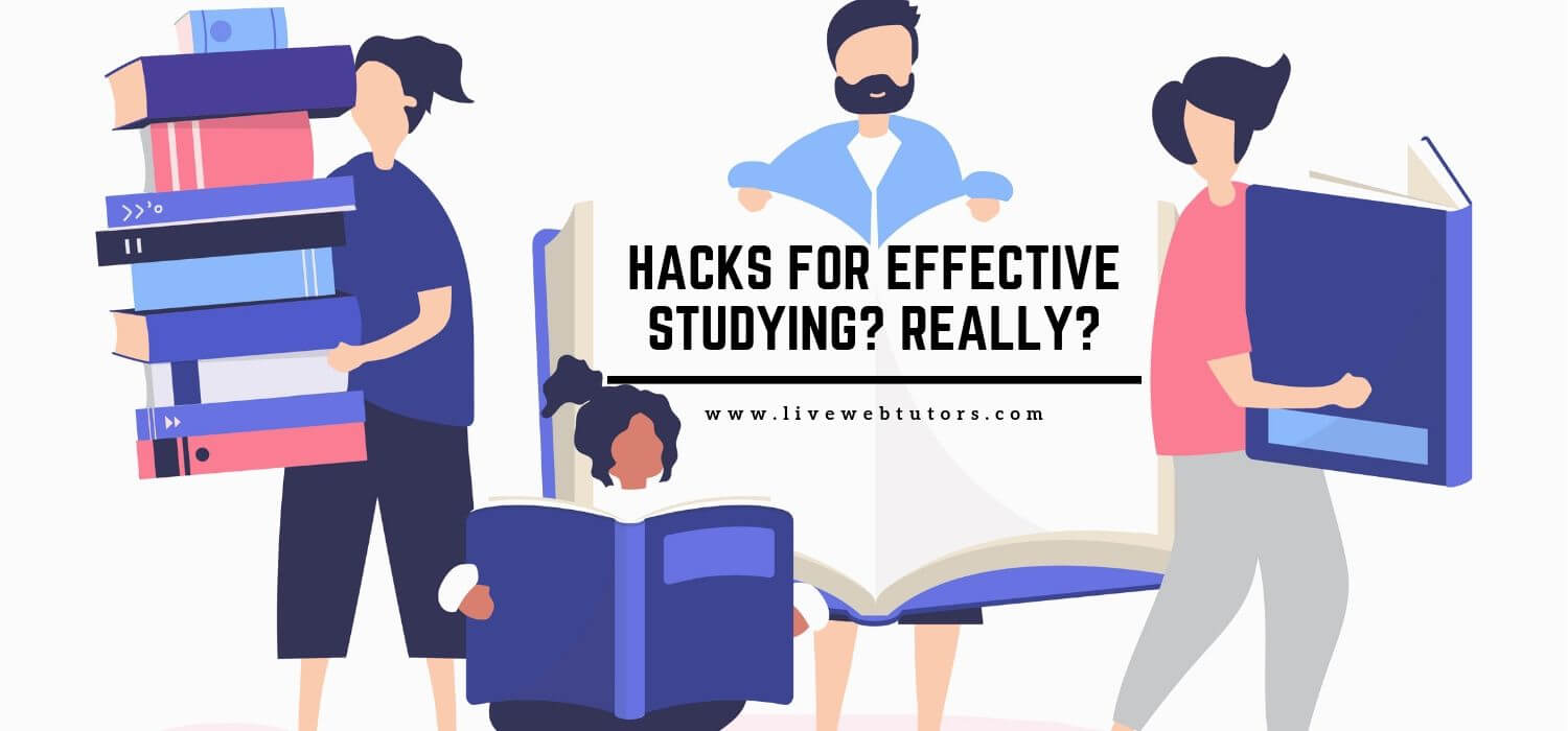 Hacks for Effective Studying? Really?