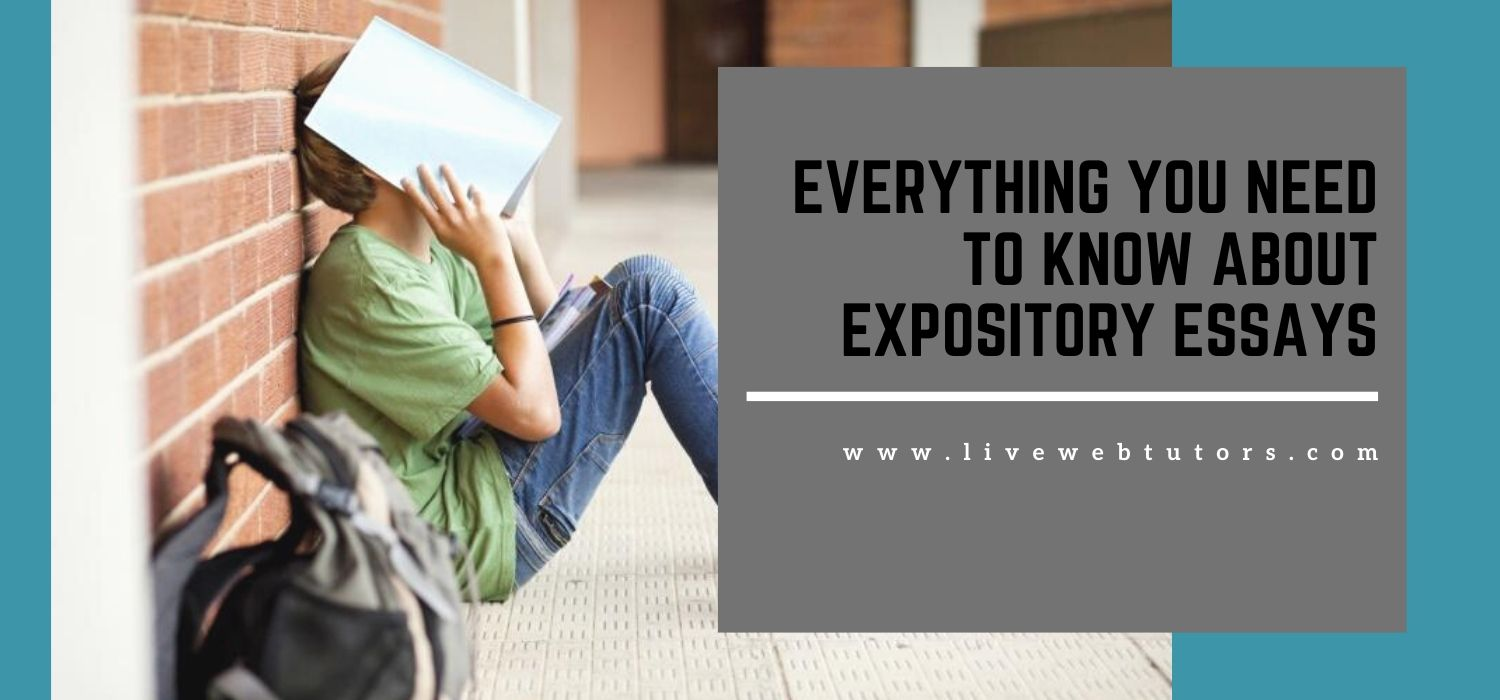 Everything you need to know about Expository Essays