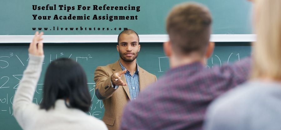 Useful tips for referencing your academic assignment