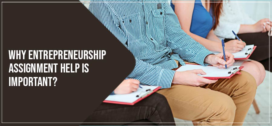 Why Entrepreneurship Assignment Help is Important?