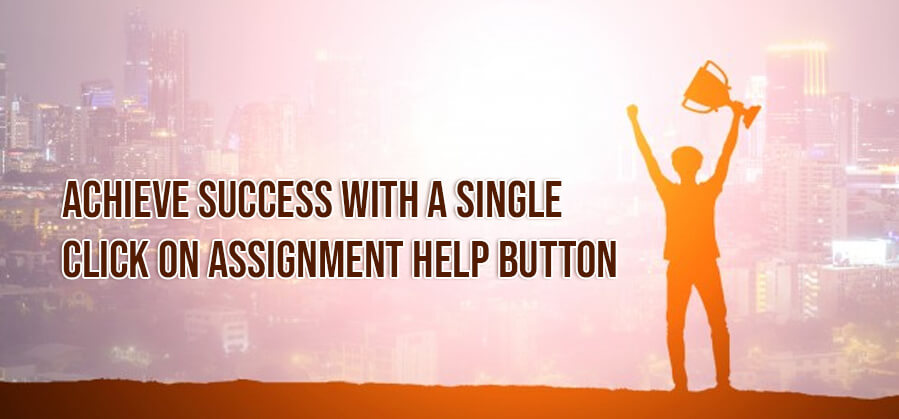 Achieve Success with a Single Click on Assignment Help Button
