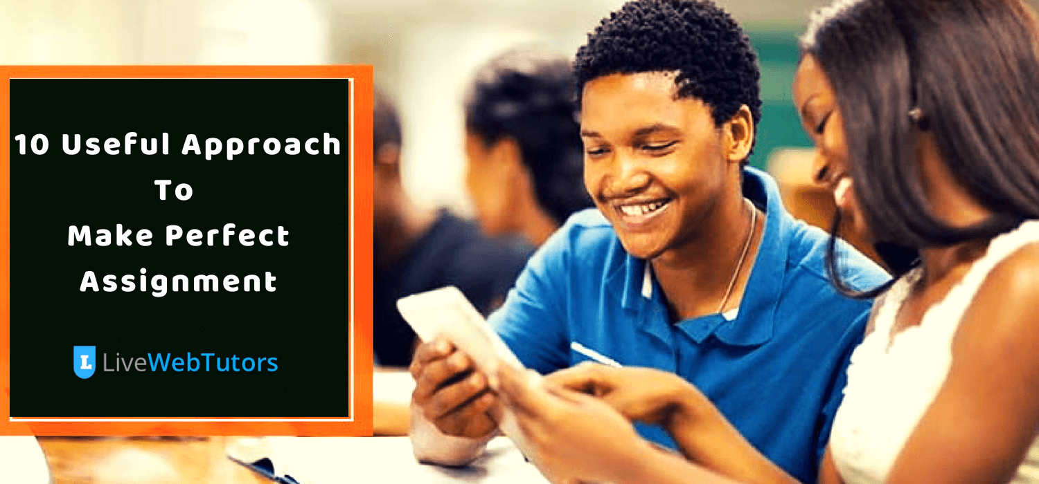 10 Useful Approach to Make Perfect Assignment