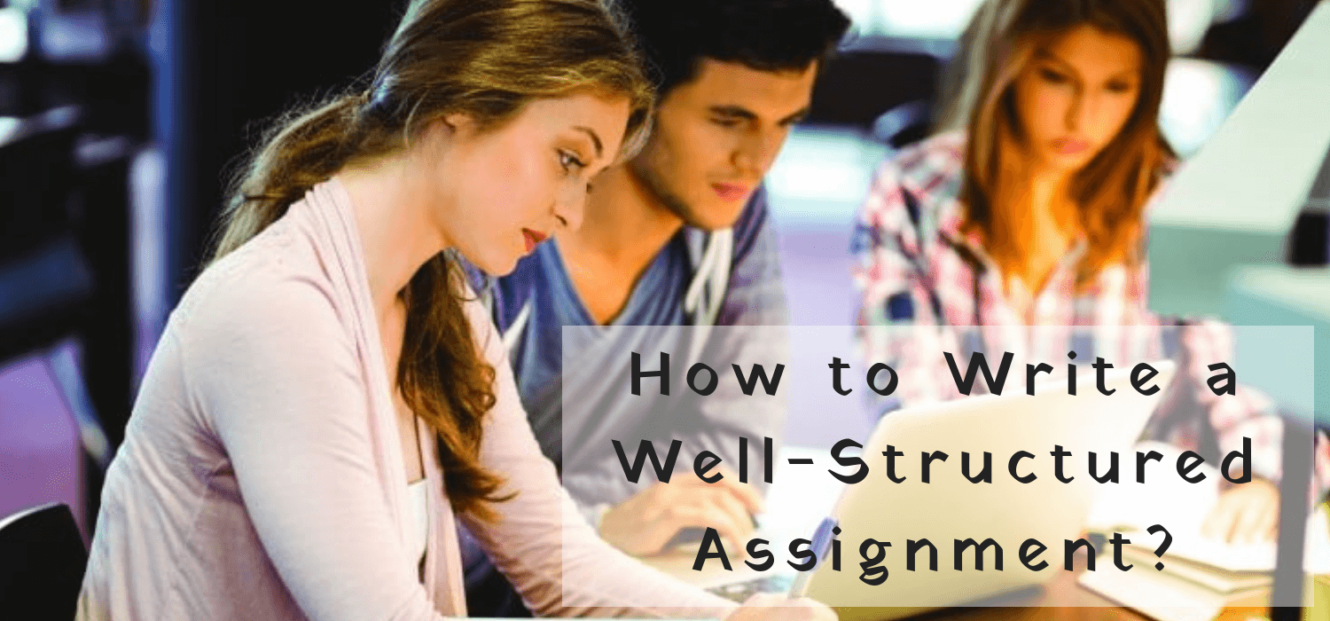How to Write a Well-Structured Assignment?