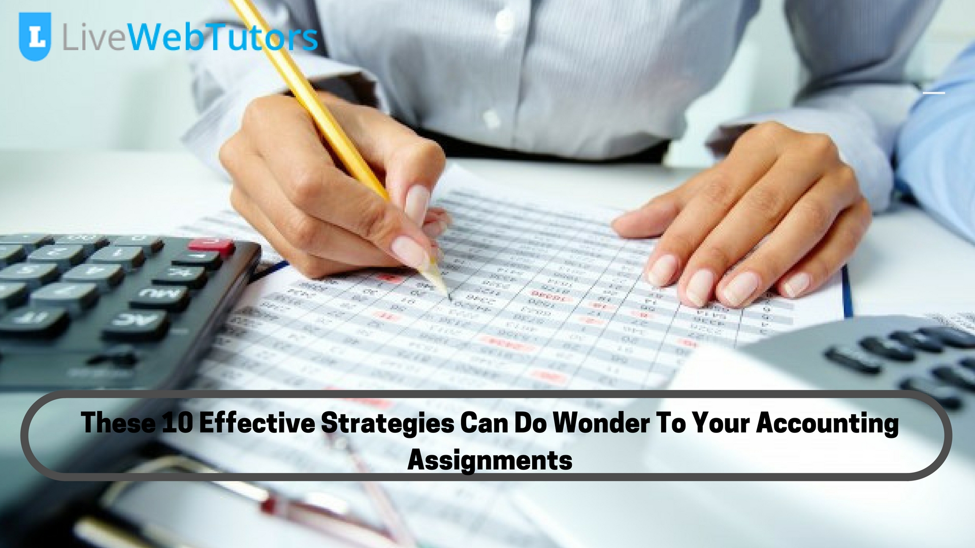 These 10 Effective Strategies Can Do Wonder To Your Accounting Assignments
