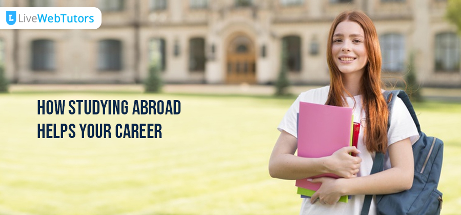 How Studying Abroad Helps Your Career