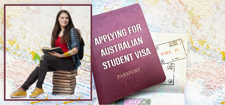 Applying for Australian student visa