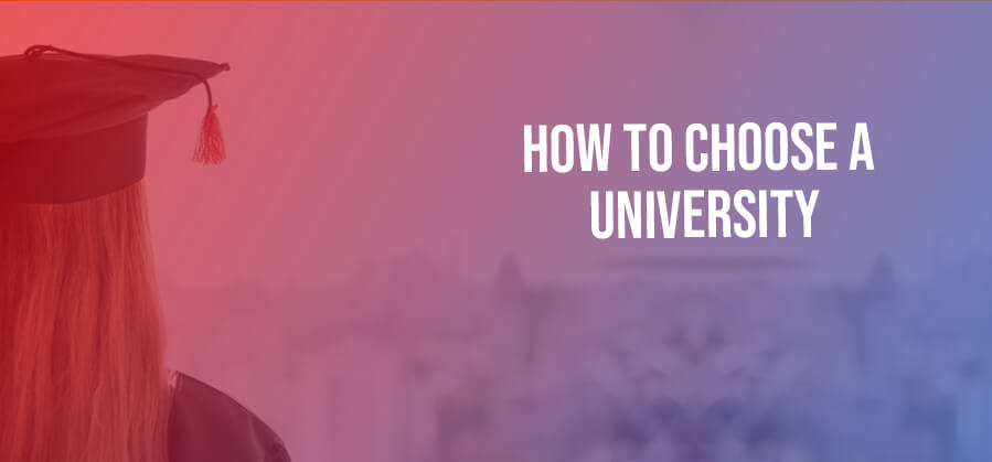 How to Choose a University