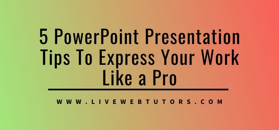 9 PowerPoint Hacks to Make a Truly Impressive Presentation