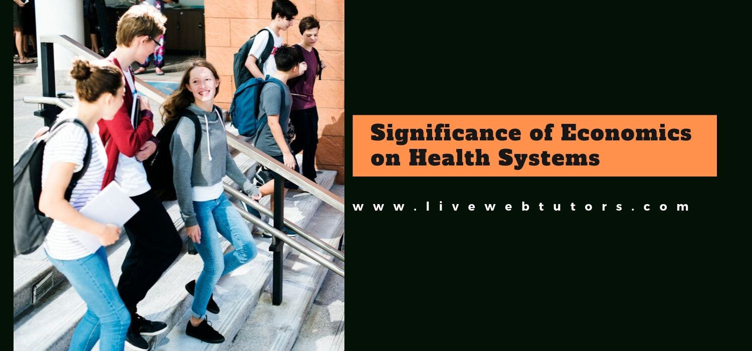 Significance of Economics on Health Systems