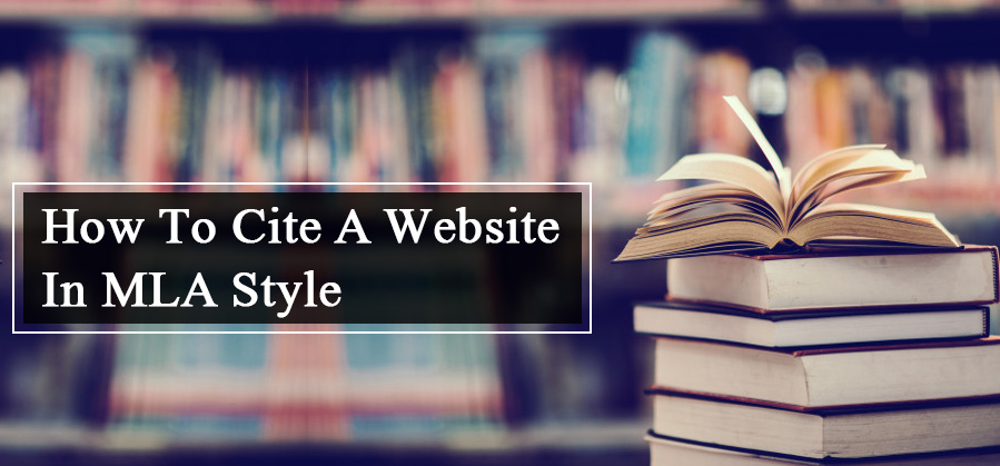 How To Cite A Website In MLA Style?