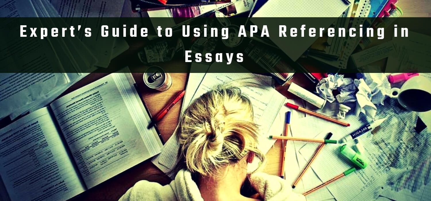 Expert's Guide to Using APA Referencing in Essays