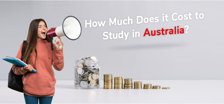 How Much Does it Cost to Study in Australia?