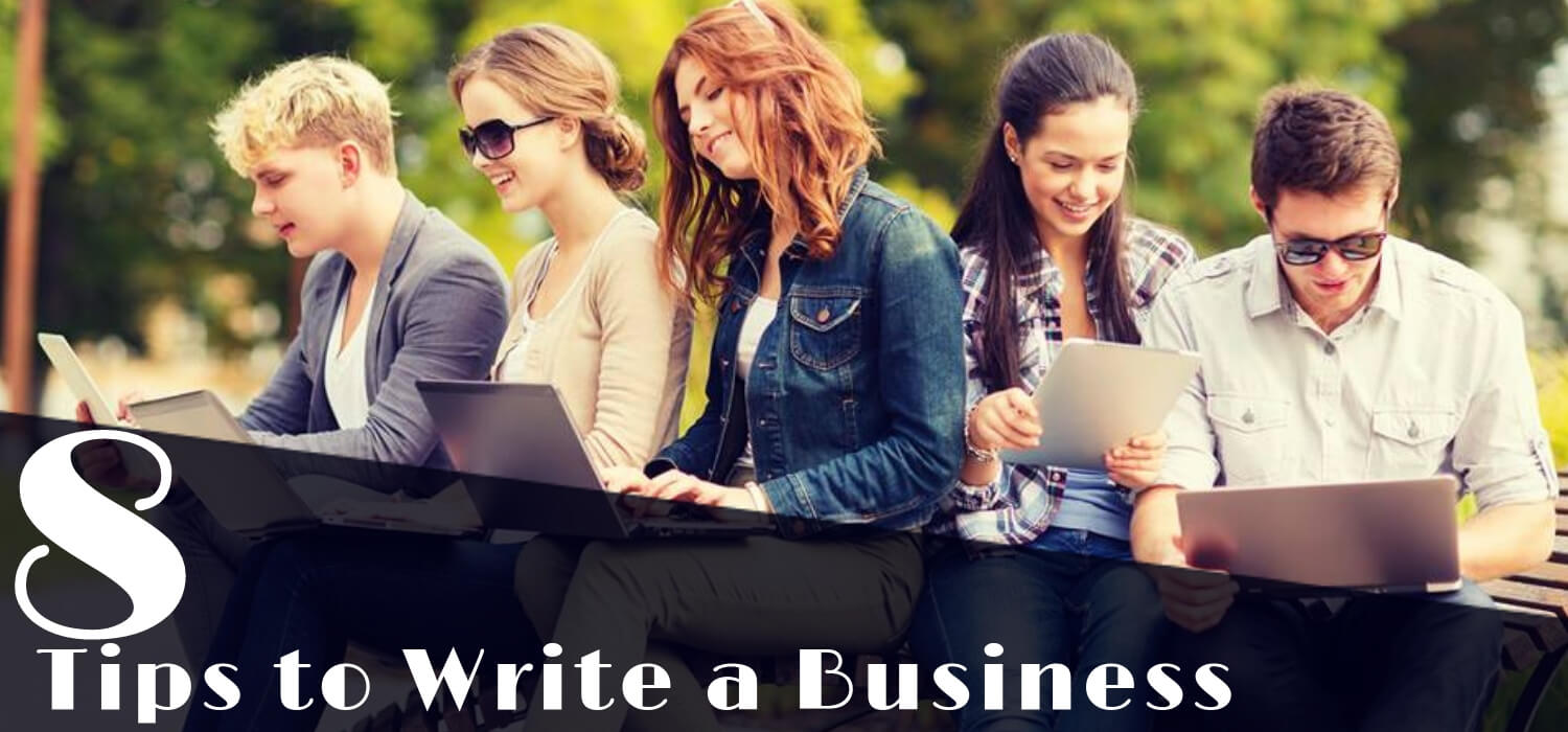 Top 8 Tips to Write a Business Email