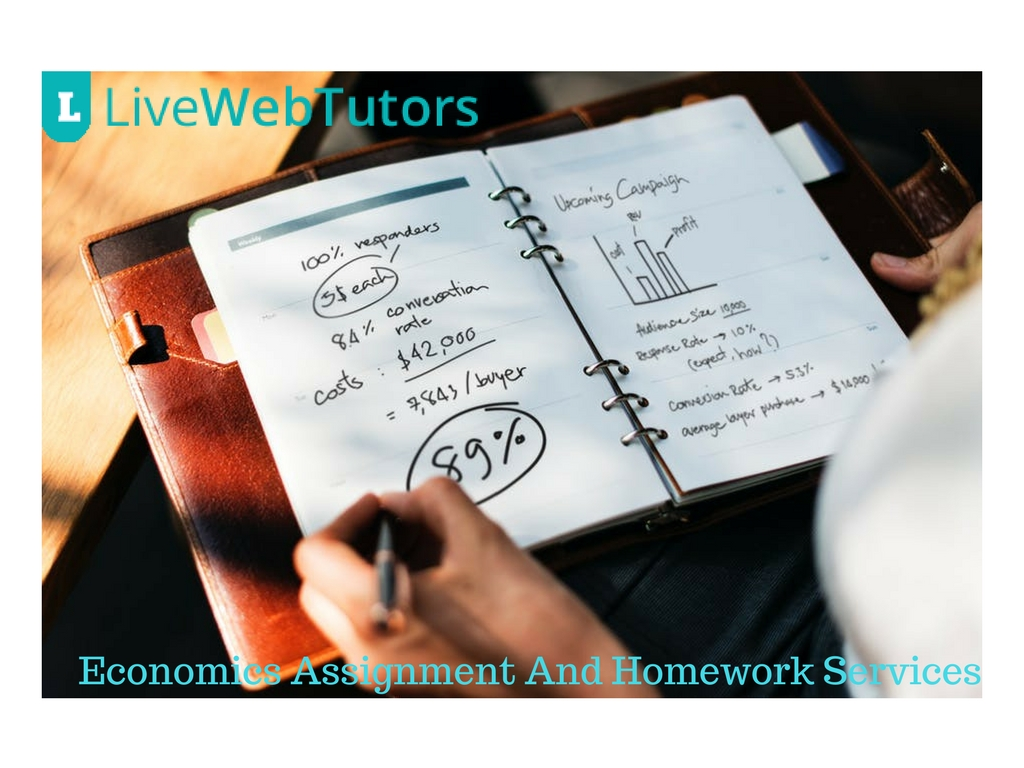 Economics Assignment And Homework Services