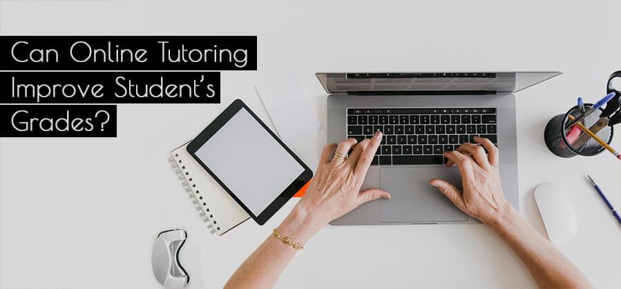 Can Online Tutoring Improve Student's Grades?